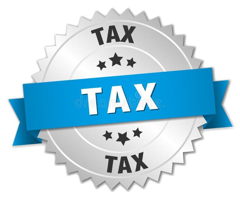 impôt illustration stock
