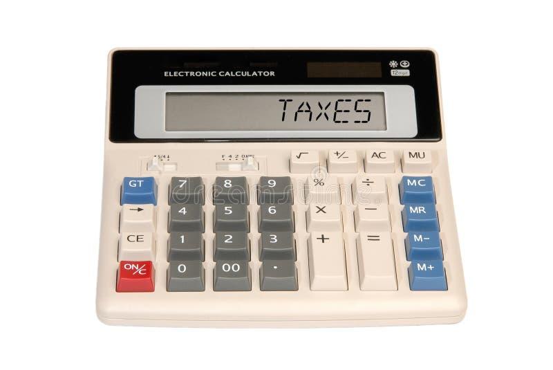 Impôt sur les sociétés photo libre de droits