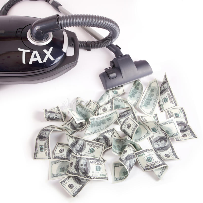 Impôts images libres de droits