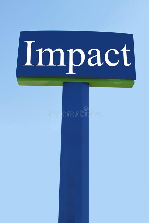 Impact stock photography