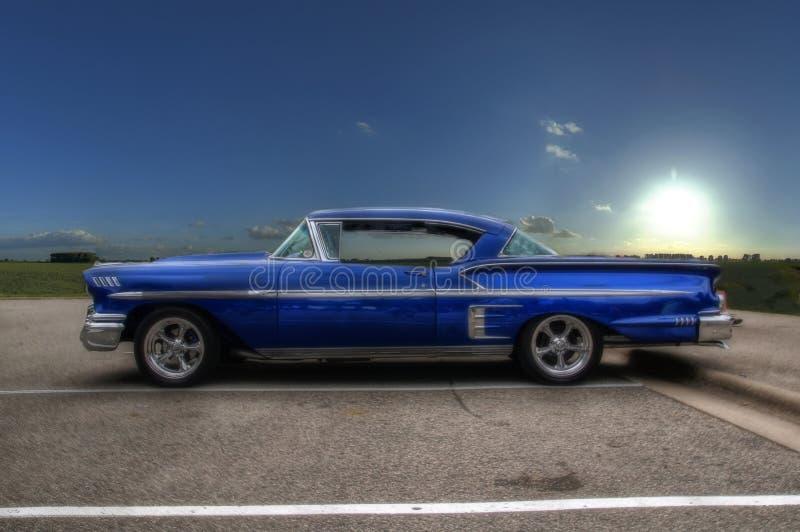 Impala Di Chevy Fotografia Stock