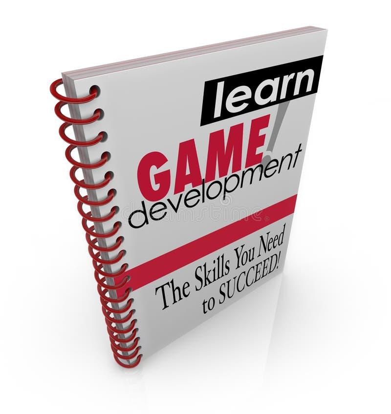 Impari lo sviluppo del gioco come alla Software Engineer di programma royalty illustrazione gratis