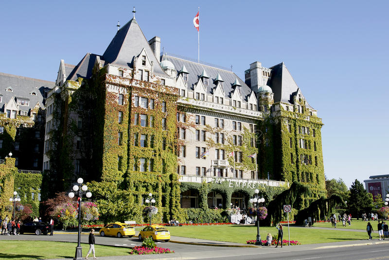 imperatorowa hotel Victoria obrazy royalty free