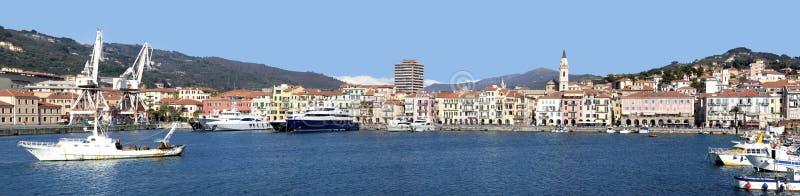 Imperia, Liguria-Italia fotografie stock