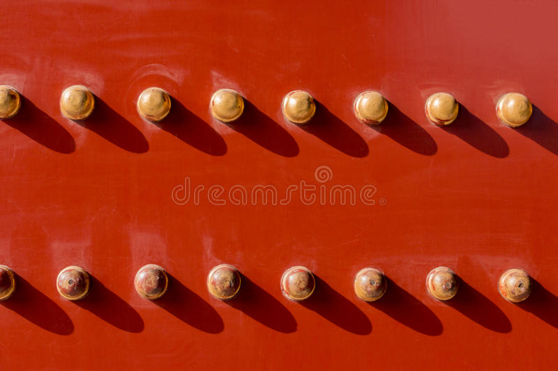 Imperial doornails royalty free stock photo