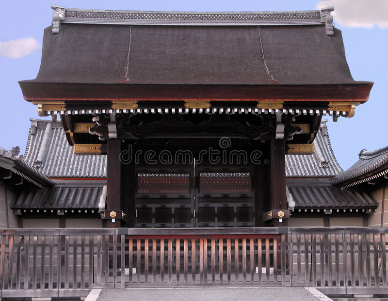 Download Imperial gate stock image. Image of architecture, orient - 914367