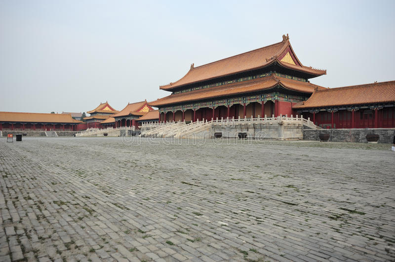 The imperial palace royalty free stock image