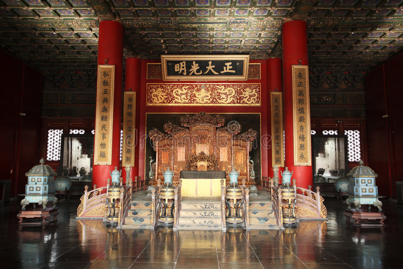 Download Imperial Palace(Forbidden City) Stock Image - Image: 8201571
