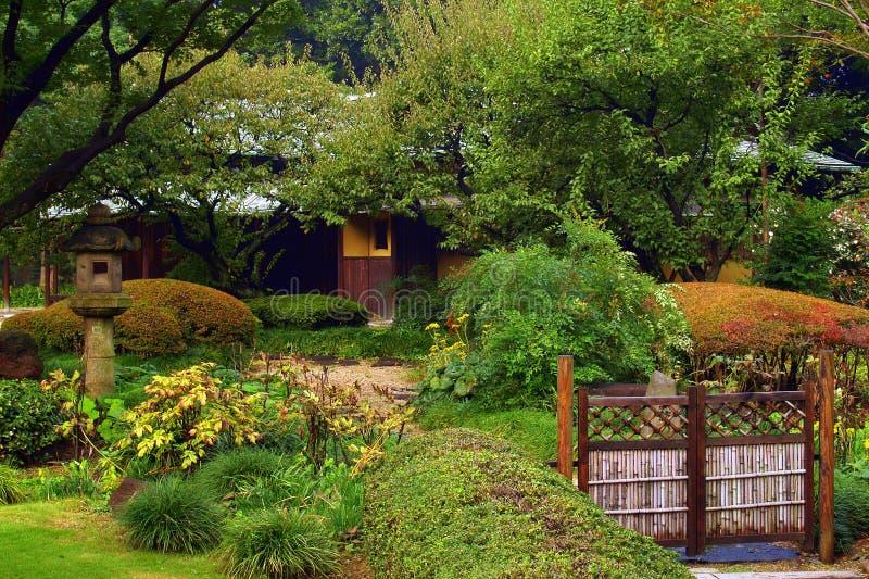 Imperial Palace Gardens, Tokyo stock photos