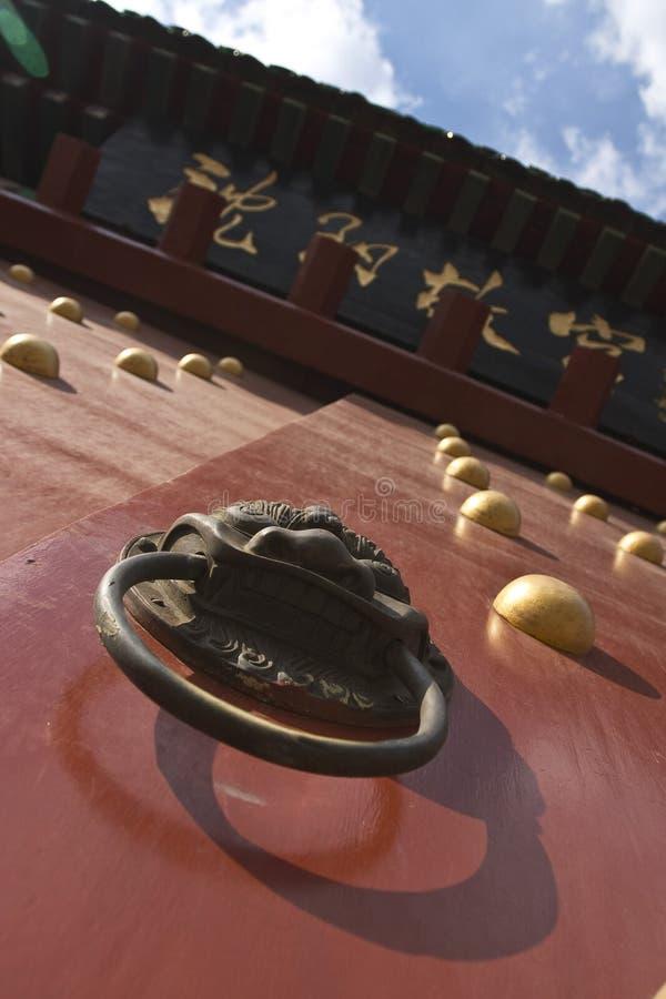 imperial palace shenyang στοκ εικόνες με δικαίωμα ελεύθερης χρήσης