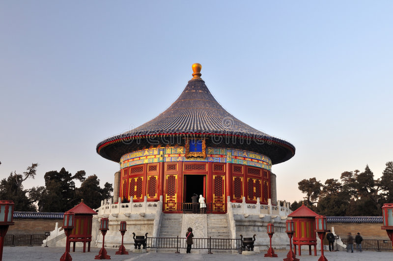 Download The Imperial Vault Of Heaven Stock Image - Image: 7687093