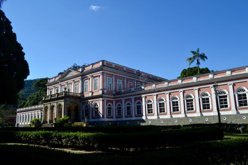 Imperialistiskt museum royaltyfri fotografi