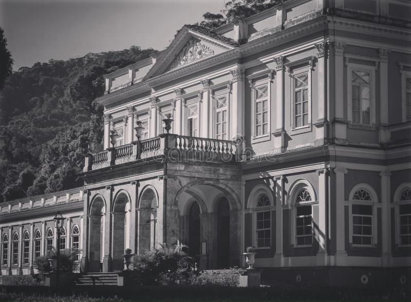 Imperialistiskt museum av arkivbild