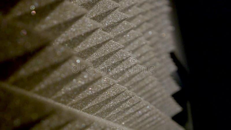 Impermeabilização sadia do estúdio na parede no estúdio sadio fotografia de stock royalty free
