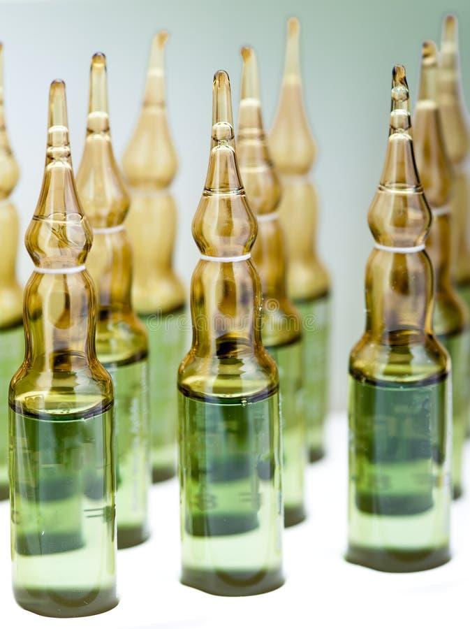 Impfstoff lizenzfreie stockbilder