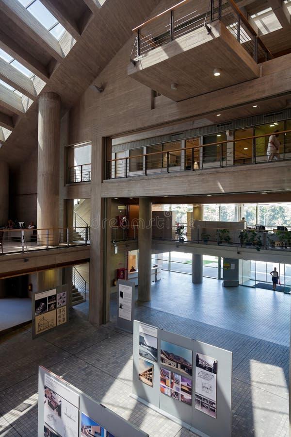 Impianti di architettura fotografie stock libere da diritti