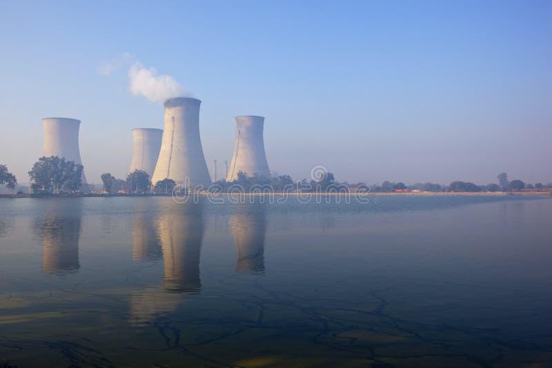 Impianto termico di Guru Nanak Dev fotografie stock libere da diritti