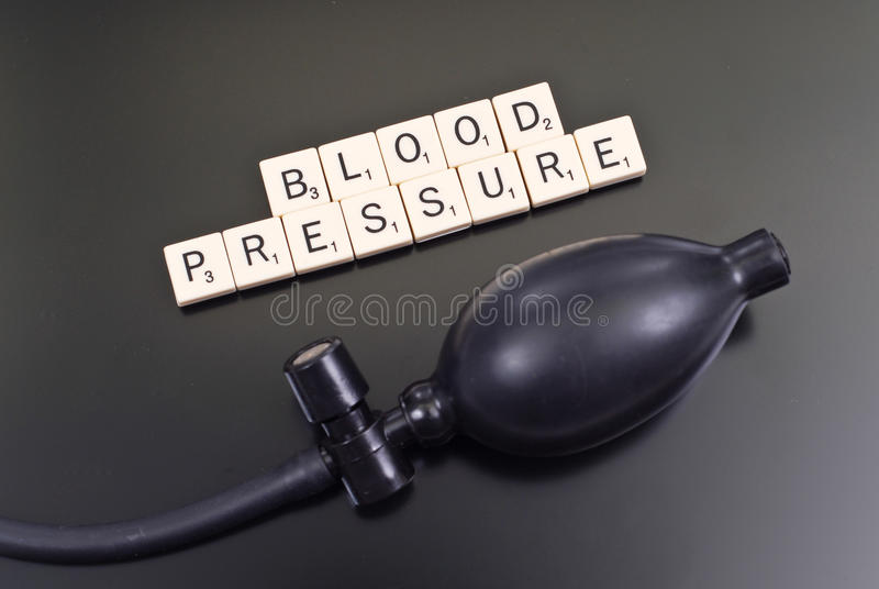 Download Importance Of Your Blood Pressure Stock Photo - Image: 19850454