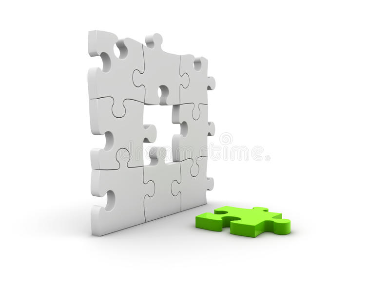 Download The important part stock illustration. Image of join - 18536802