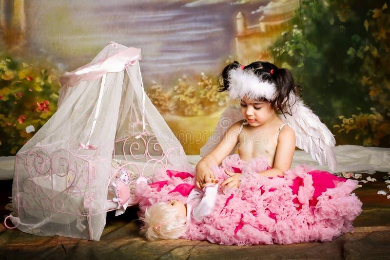 Impostazione di fantasia fotografie stock libere da diritti