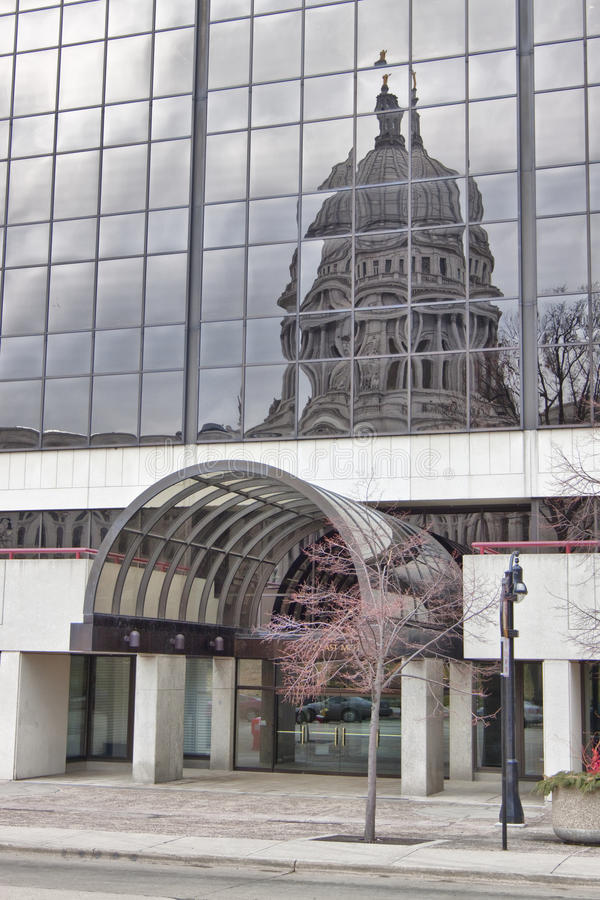 Download Imposter stock photo. Image of reflection, downtown, door - 33092978