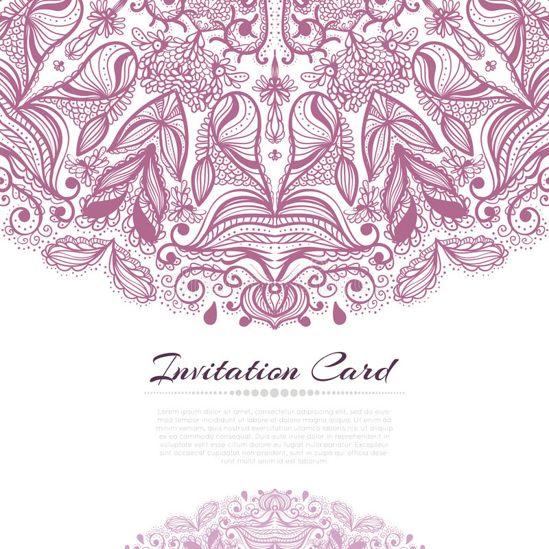 Impresión ilustración del vector