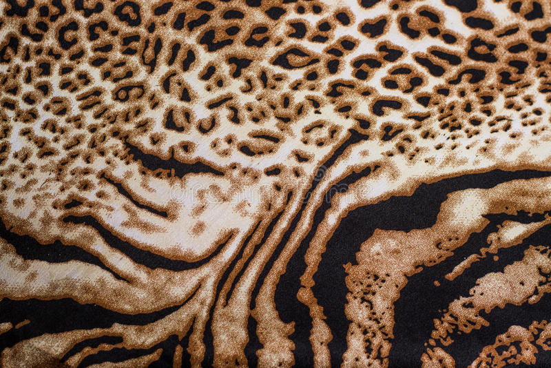 Impresión del tigre fotos de archivo