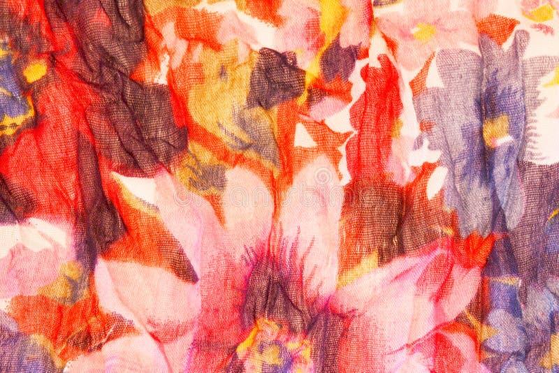 Impresión floral foto de archivo libre de regalías