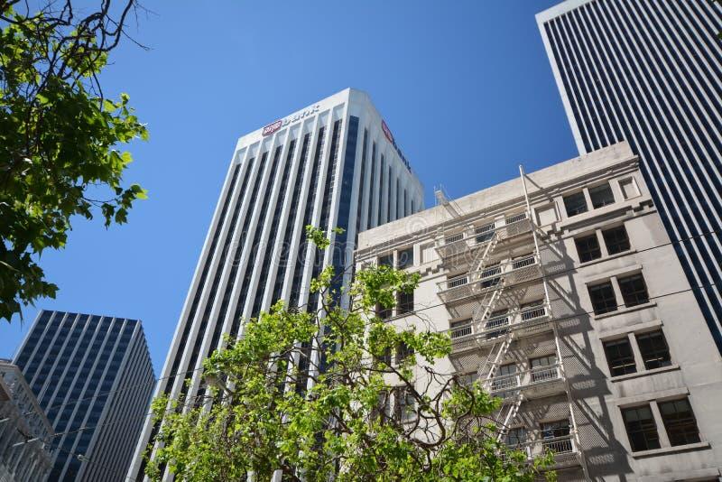 Impresiones de San Francisco, California los E.E.U.U. foto de archivo libre de regalías