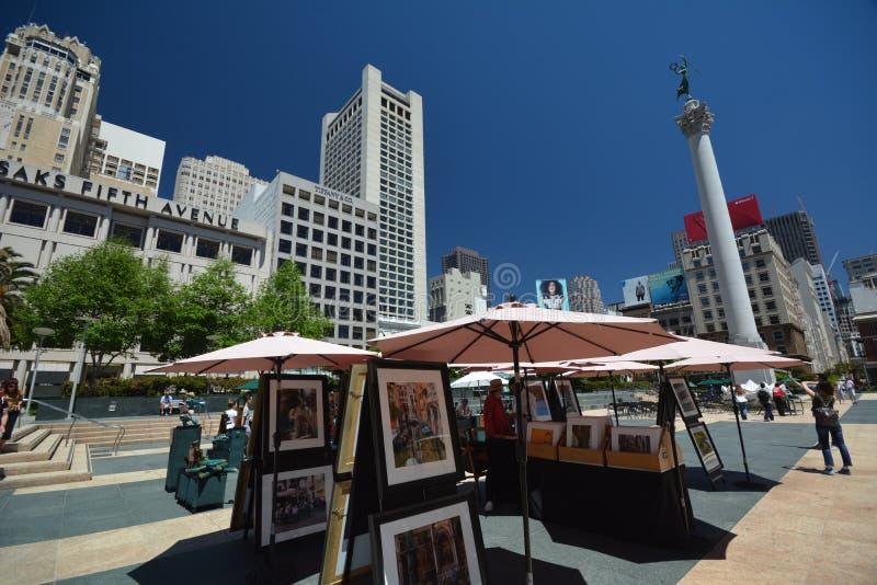 Impresiones de San Francisco, California los E.E.U.U. imagen de archivo libre de regalías