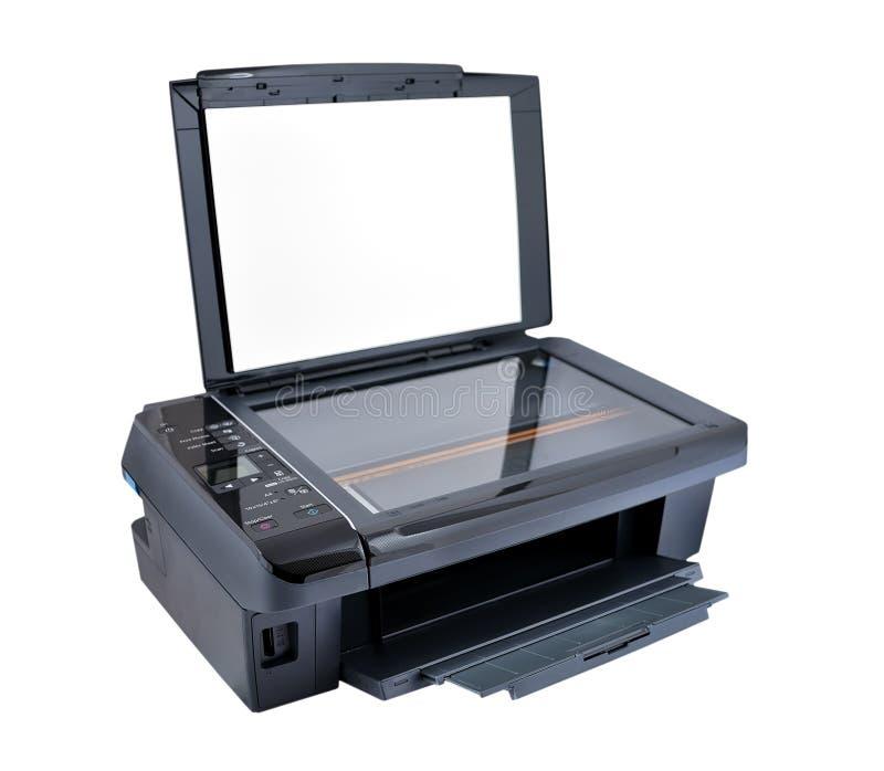 Impresora foto de archivo libre de regalías