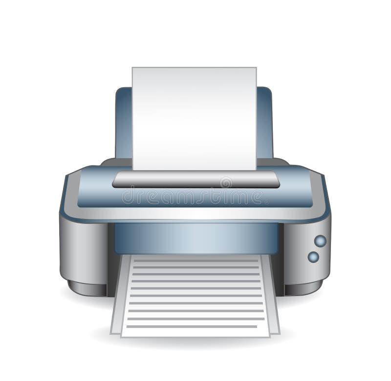 Impresora libre illustration