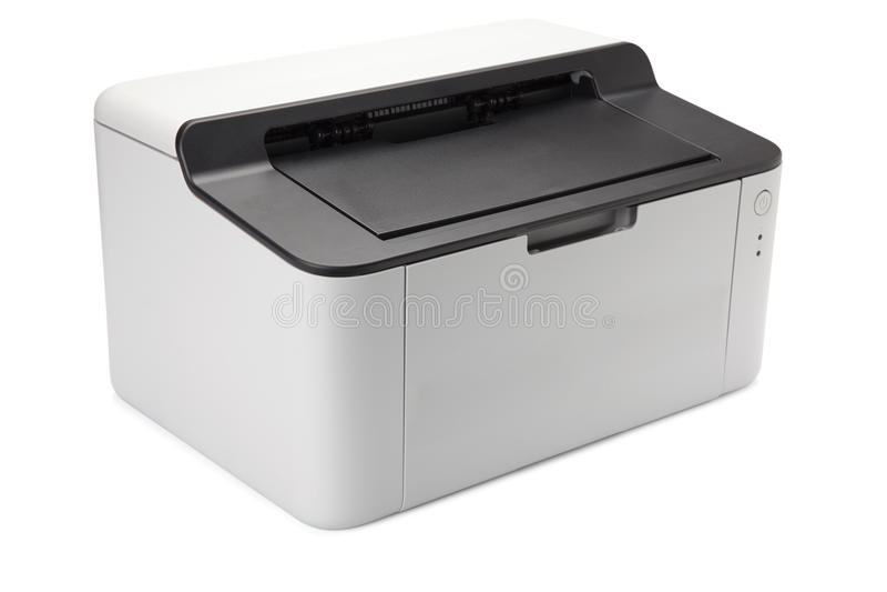 Impresora laser imagen de archivo