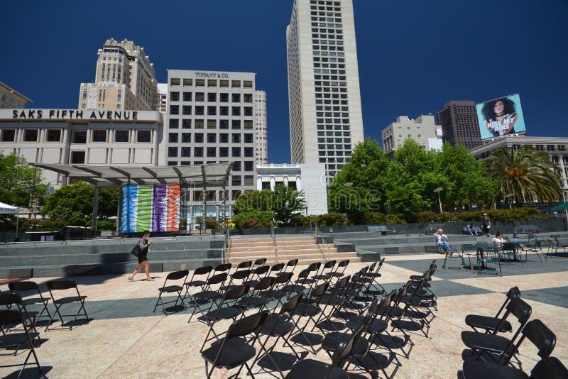 Impressões de San Francisco, Califórnia EUA imagem de stock royalty free