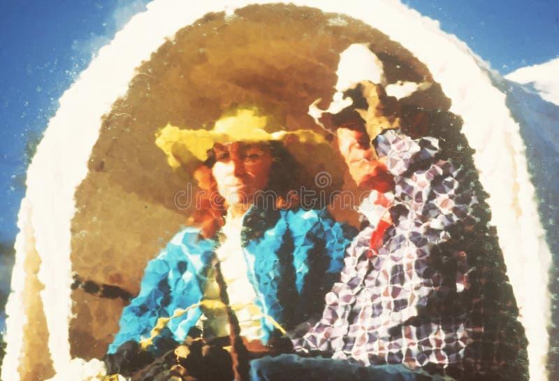 Impressionism da foto foto de stock