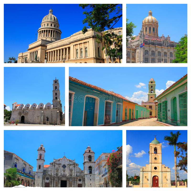 Impressions of Cuba royalty free stock image