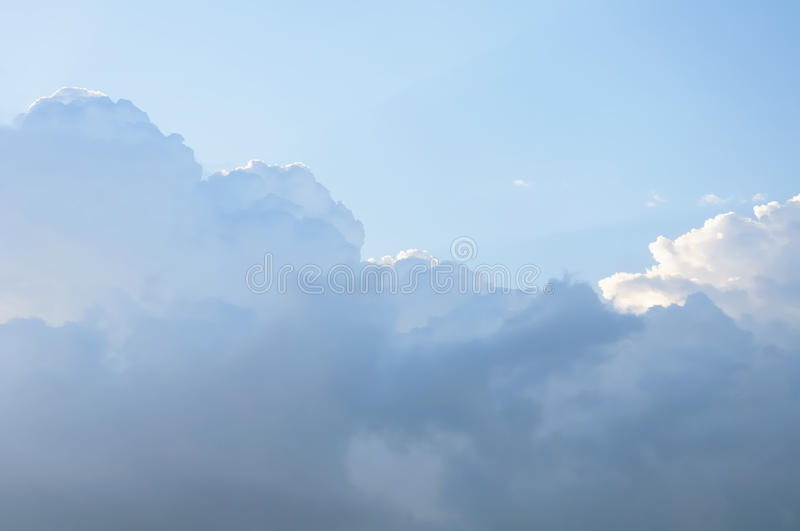 Impressive Clouds Stock Images
