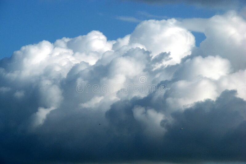 impressive clouds 3 royalty free stock images