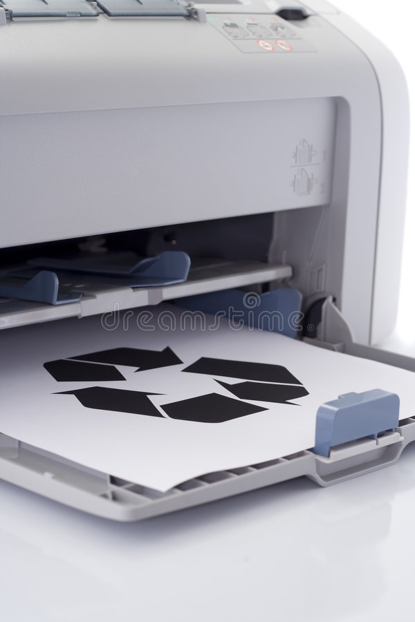 Impressora imagens de stock