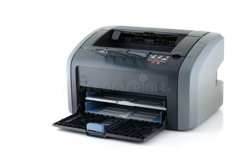 Impressora de laser imagem de stock