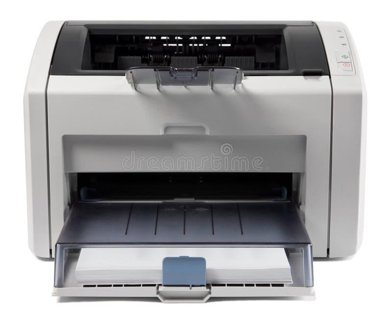 Impressora de laser foto de stock