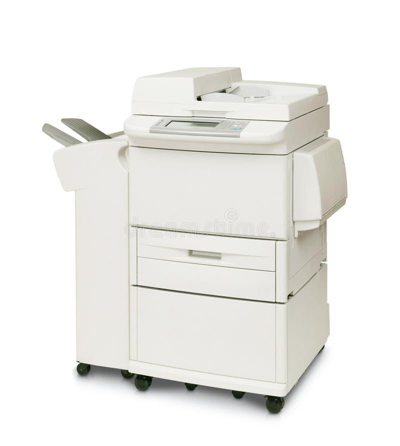 Impressora digital moderna imagem de stock