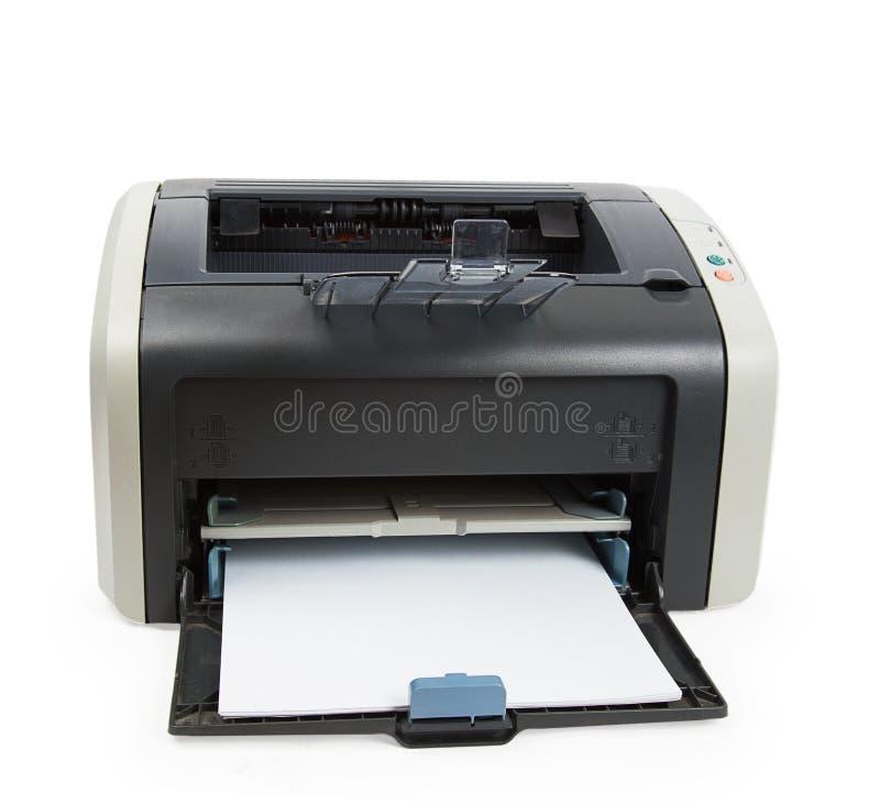 Impressora moderna imagens de stock