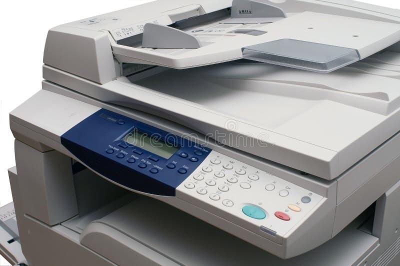 Impressora Multifunction imagens de stock royalty free