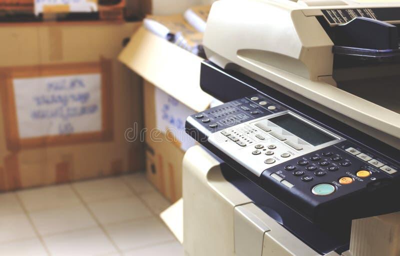 Impressora Multifunction fotos de stock royalty free