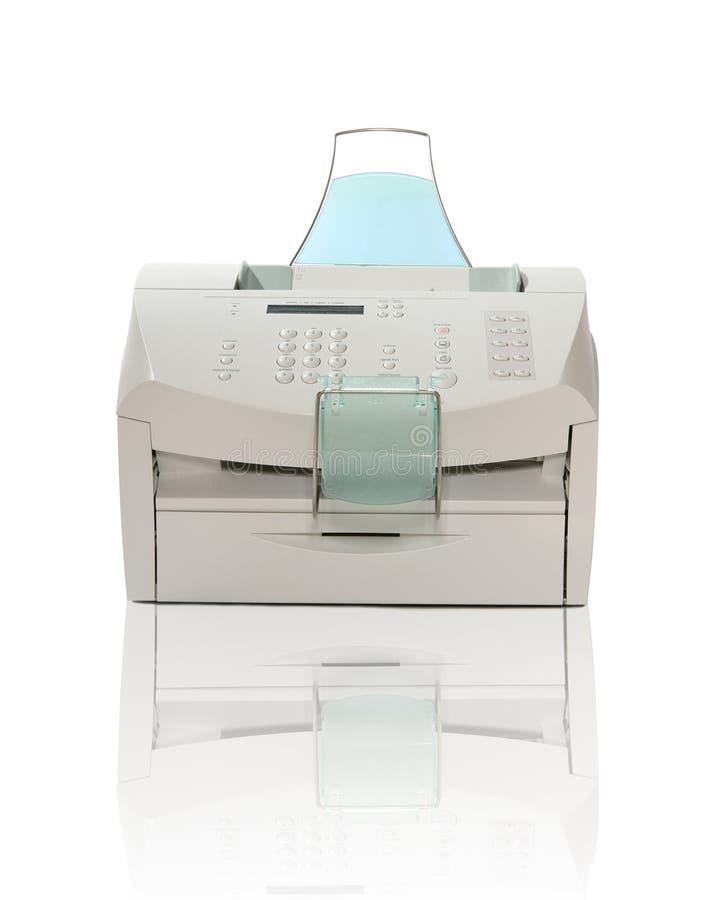 Impressora, varredor, fax, e copiadora imagem de stock royalty free