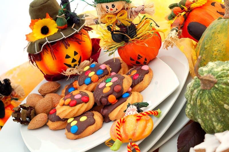 impreza halloween. zdjęcie stock
