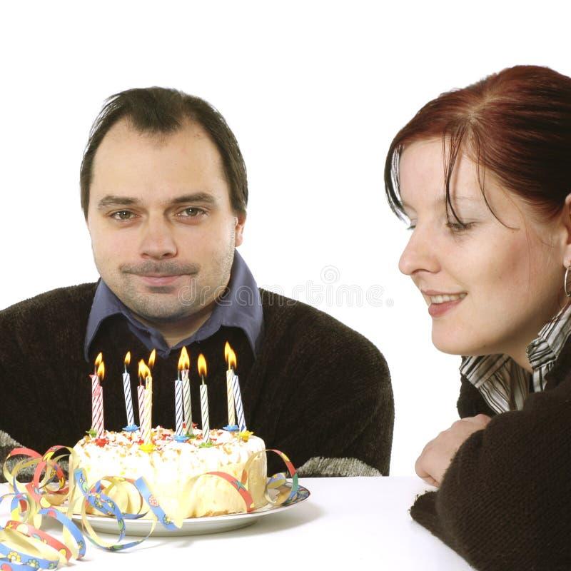 impreza urodzinowa. zdjęcia royalty free