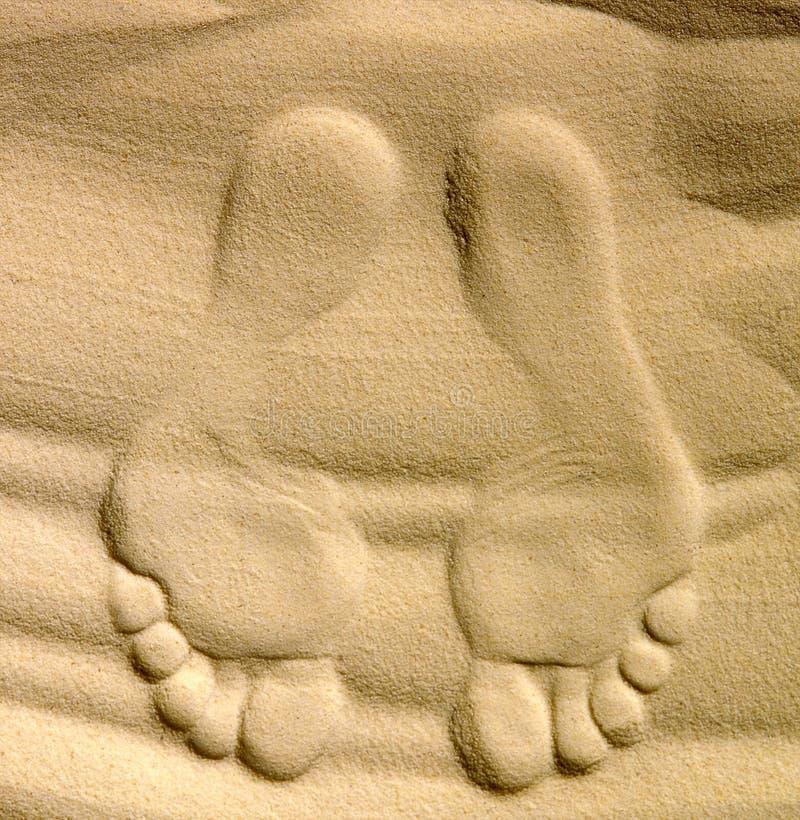 Imprima um pé