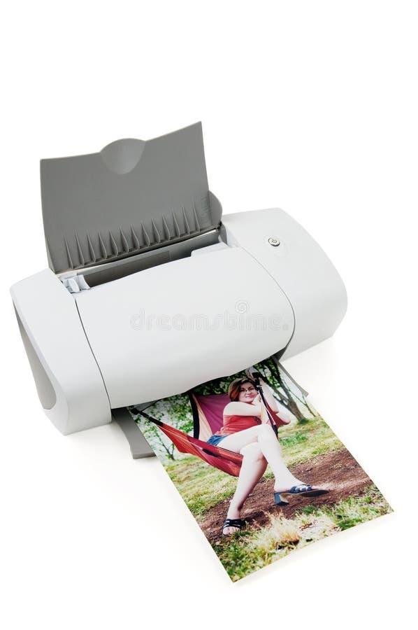 imprimante image libre de droits